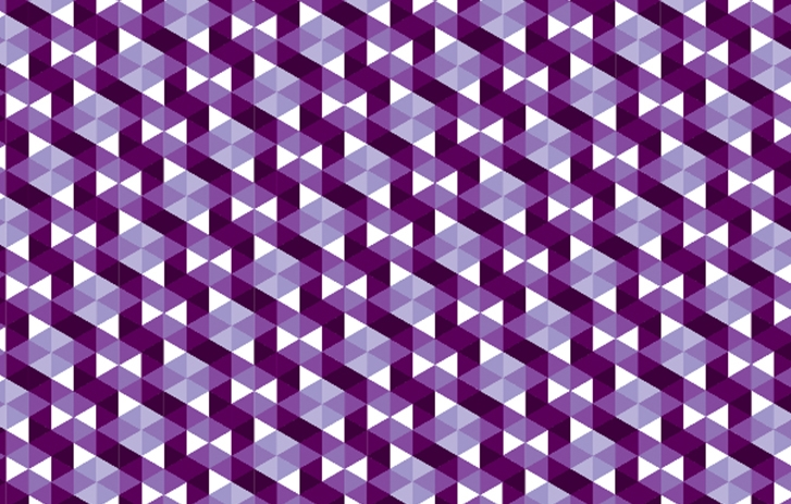 CIC purple pattern