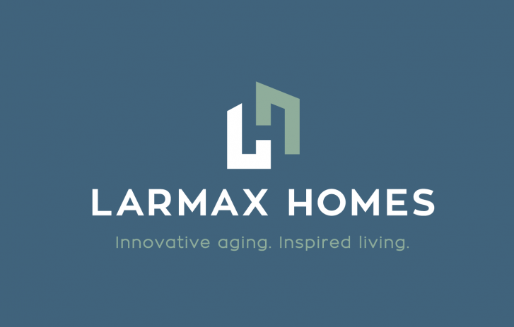 Larmax Homes logo