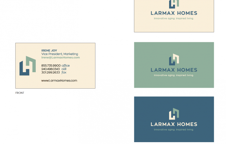 Larmax Homes screenshot