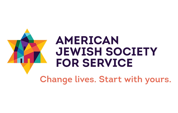 American Jewish Society for Service logo