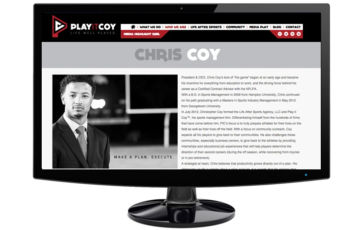 Chris Coy screen shot