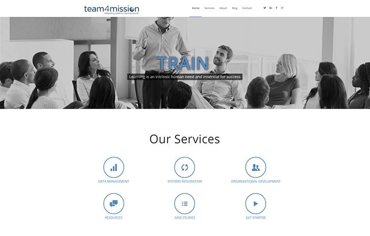 Team4Mission screenshot - Train