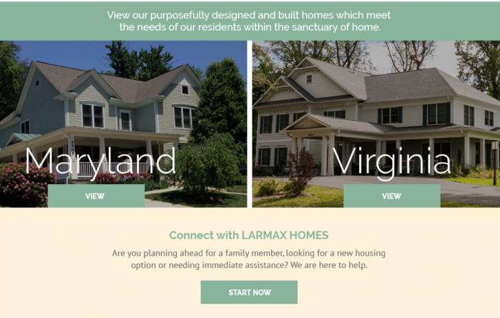 Larmax Homes screenshot